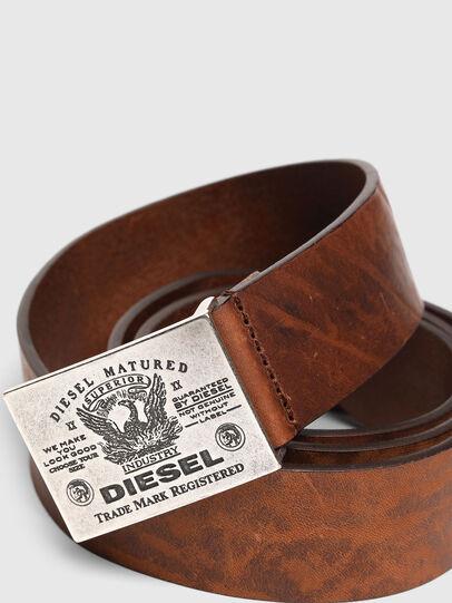 Diesel - B-FILIN, Light Brown - Belts - Image 2