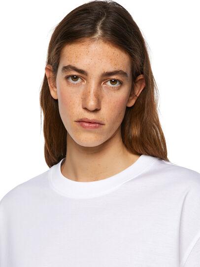 Diesel - T-SHARP, White - T-Shirts - Image 3