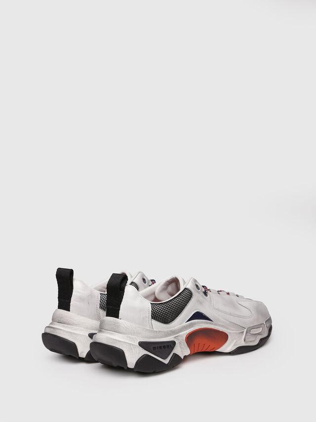 Diesel - S-KIPPER LC, White - Sneakers - Image 2