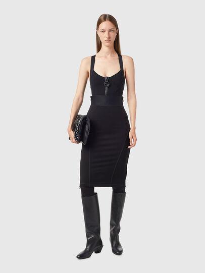 Diesel - O-BAND, Black - Skirts - Image 4