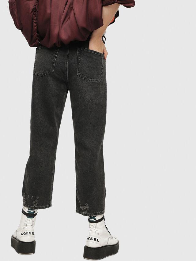 Diesel - Aryel 085AJ, Black/Dark grey - Jeans - Image 2