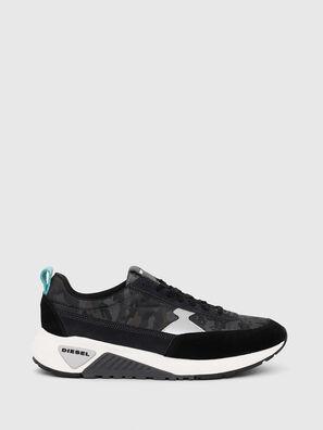 S-KB LOW LACE II, Black/Dark grey - Sneakers