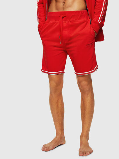 Diesel - UMLB-PAN, Red - Pants - Image 1