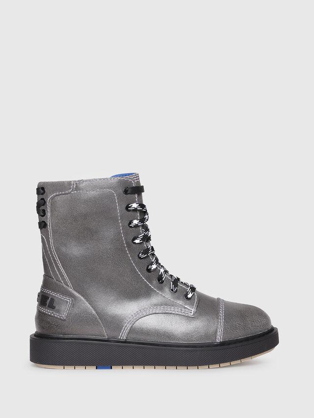 Diesel - D-CAGE DBB, Grey - Boots - Image 1