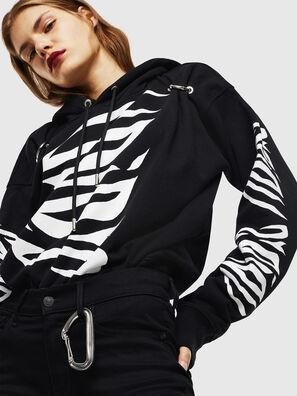 F-ALBYHOOK-C, Black - Sweaters
