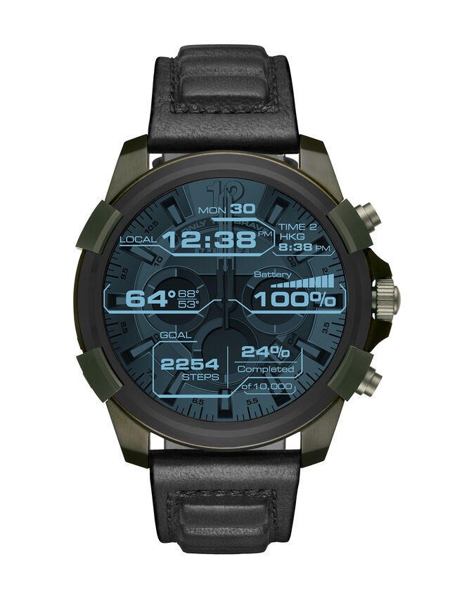 DT2003, Military Green