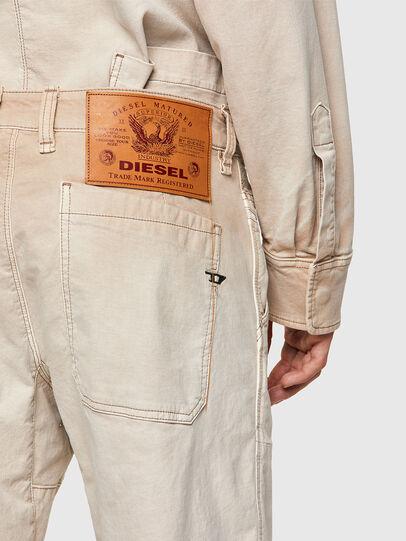Diesel - D-Azerr JoggJeans® 069WG, White - Jeans - Image 3