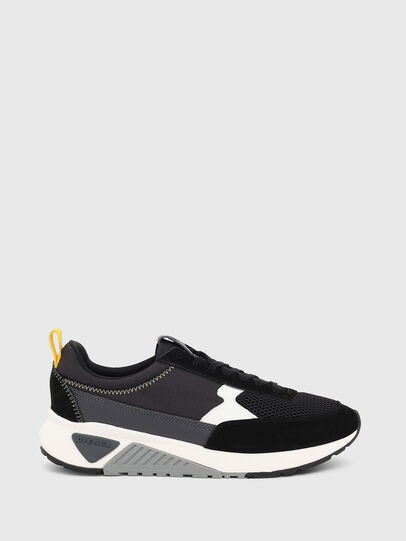Diesel - S-KB LOW LACE II, Black - Sneakers - Image 1