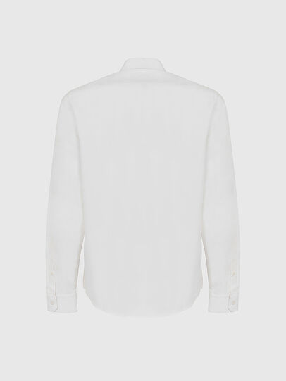 Diesel - S-BILL-POCKET, White - Shirts - Image 2
