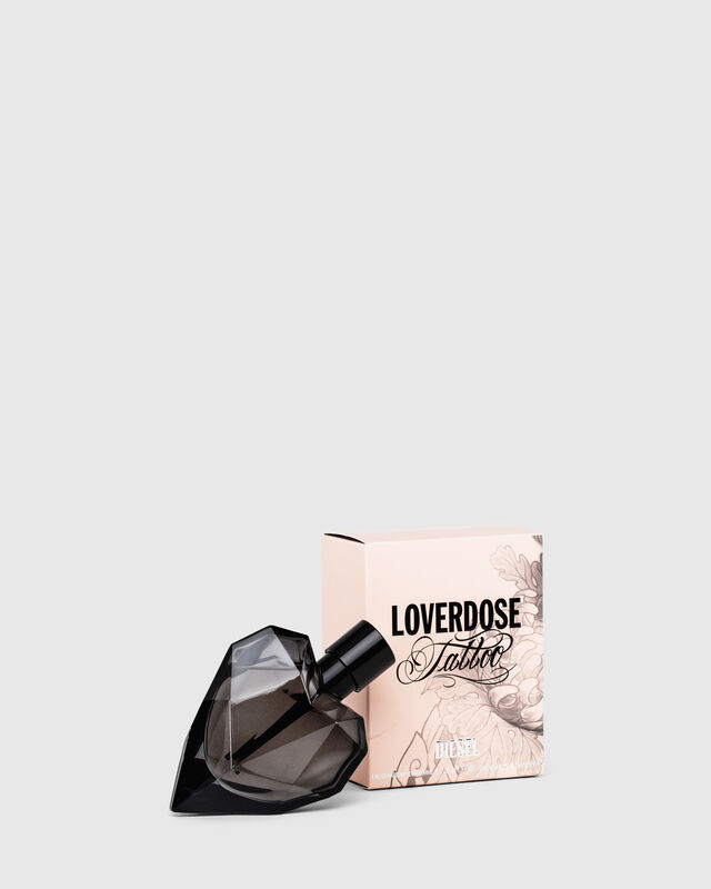 Diesel - LOVERDOSE TATTOO 50ML, Black - Loverdose - Image 1