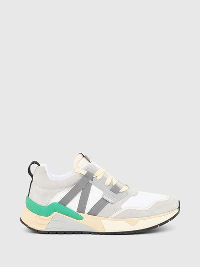 Diesel - S-BRENTHA WL, White/Grey - Sneakers - Image 1