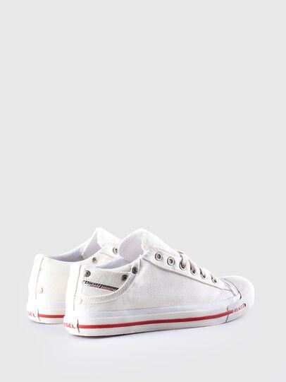 Diesel - EXPOSURE LOW W, White - Sneakers - Image 3