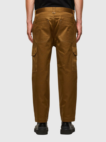 Diesel - P-BAKER, Brown - Pants - Image 2