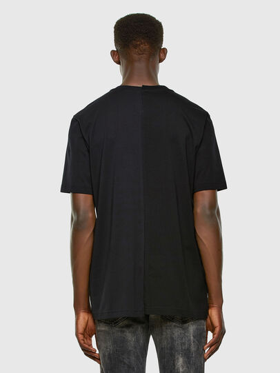 Diesel - T-JUBBLE-X2, Black - T-Shirts - Image 5