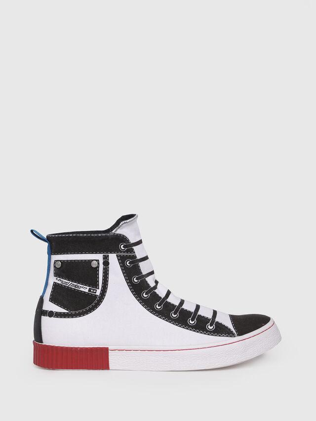 Diesel - S-DIESEL IMAGINEE MID, White - Sneakers - Image 1