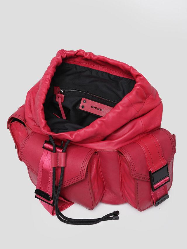 Diesel - MISS-MATCH BACKPACK, Hot pink - Backpacks - Image 3