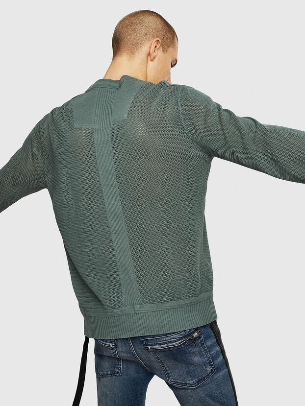 K-RIO, Olive Green - Knitwear