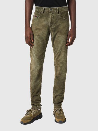 Diesel - D-Strukt 069XQ, Military Green - Jeans - Image 1