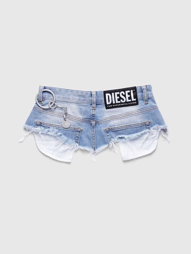 Diesel - BELT HIGH WAIST, Blue Jeans - Skirts - Image 2