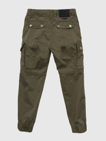 Diesel - PHANTOSKY, Military Green - Pants - Image 2