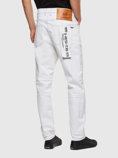 Diesel - D-Vider 003AF, White - Jeans - Image 2