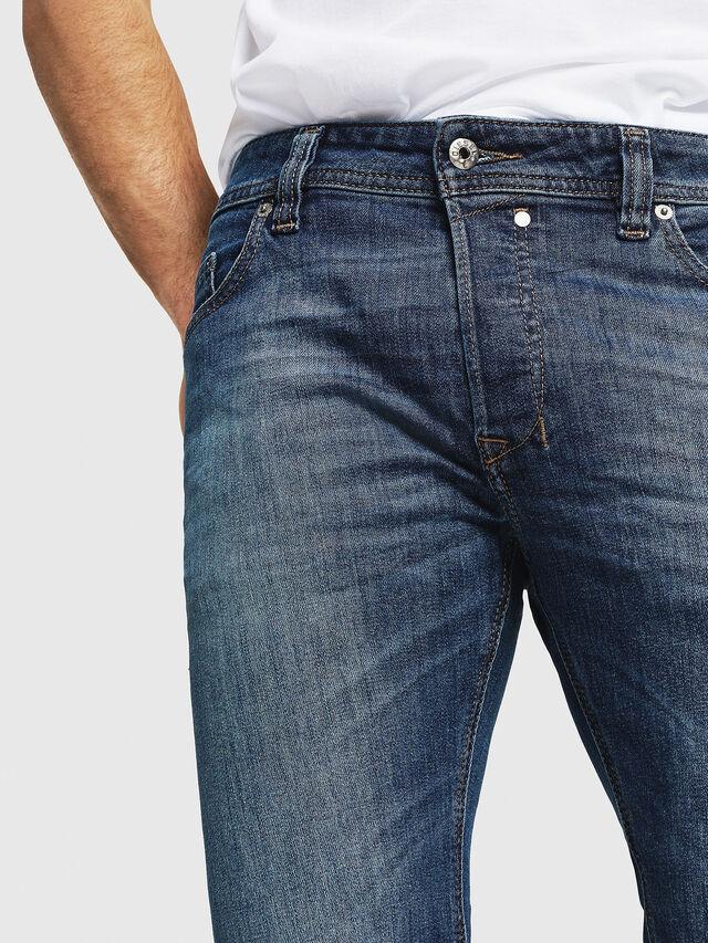 Diesel - Safado C89AR, Dark Blue - Jeans - Image 3