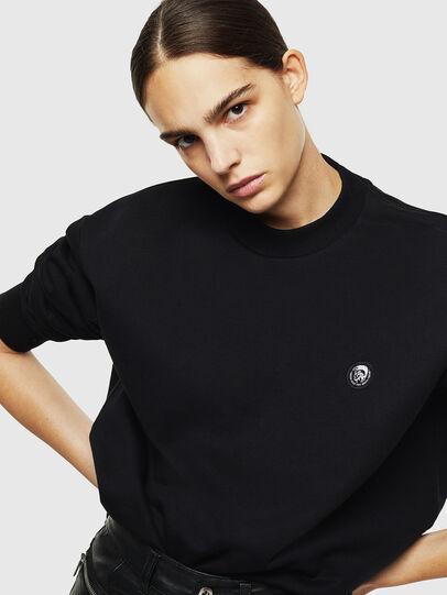 Diesel - S-LINK, Black - Sweaters - Image 6