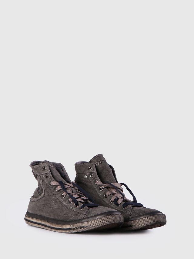 Diesel - EXPOSURE I, Metal Grey - Sneakers - Image 2