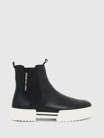 Diesel - H-MERLEY CB, Black - Sneakers - Image 1