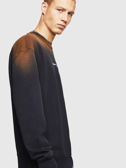 Diesel - S-BAY-SUN, Black - Sweaters - Image 2