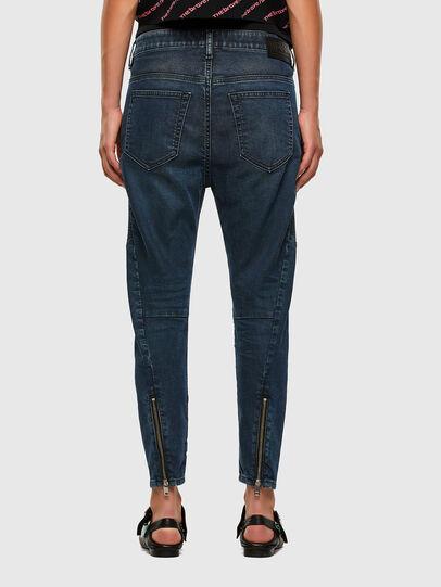 Diesel - Fayza JoggJeans 069PQ, Dark Blue - Jeans - Image 2