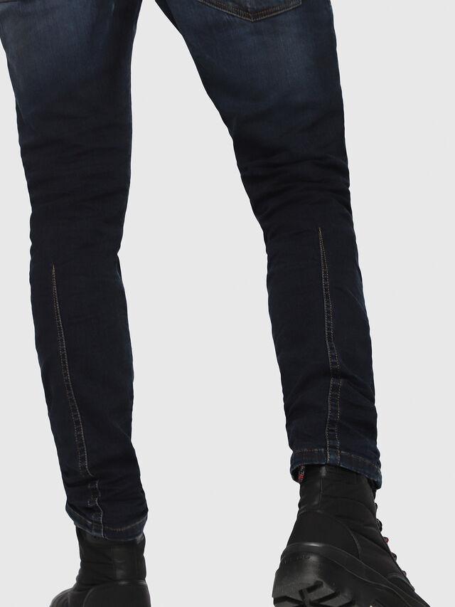 Diesel - Krooley JoggJeans 069DQ, Dark Blue - Jeans - Image 3