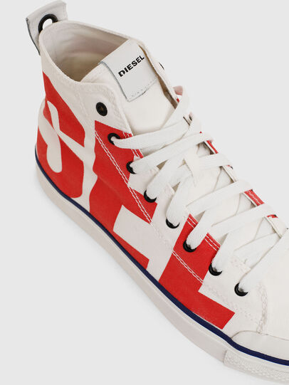 Diesel - S-ASTICO MC, White/Red - Sneakers - Image 4