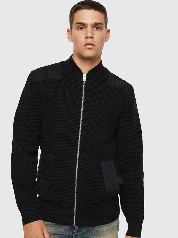 K-PROXTER, Black - Knitwear