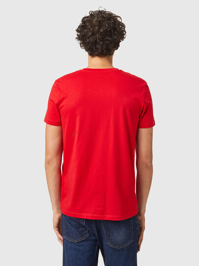 Diesel - T-INY-B2, Red - T-Shirts - Image 2