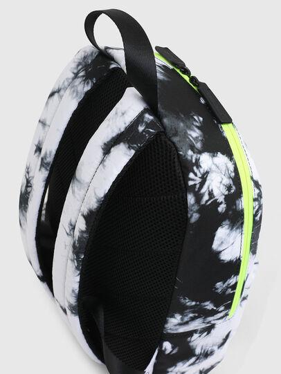 Diesel - TREATEDBP, White/Black - Bags - Image 6