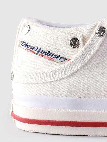 Diesel - EXPOSURE LOW, Antique White - Sneakers - Image 5