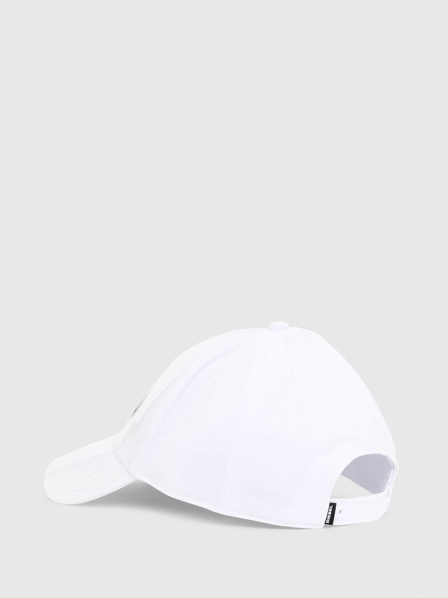 Diesel - C-TRASPY, White - Caps, Hats and Gloves - Image 2