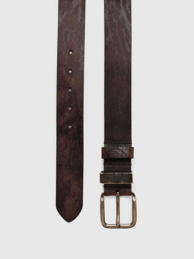 B-FRAG, Brown Leather