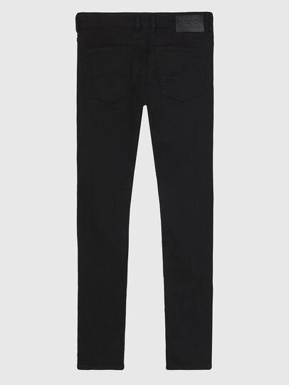 Diesel - Sleenker A69EI, Black/Dark grey - Jeans - Image 2