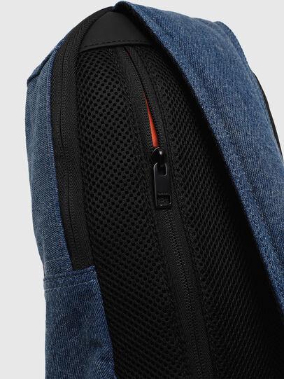 Diesel - F-SUSE MONO, Blue/Black - Backpacks - Image 4
