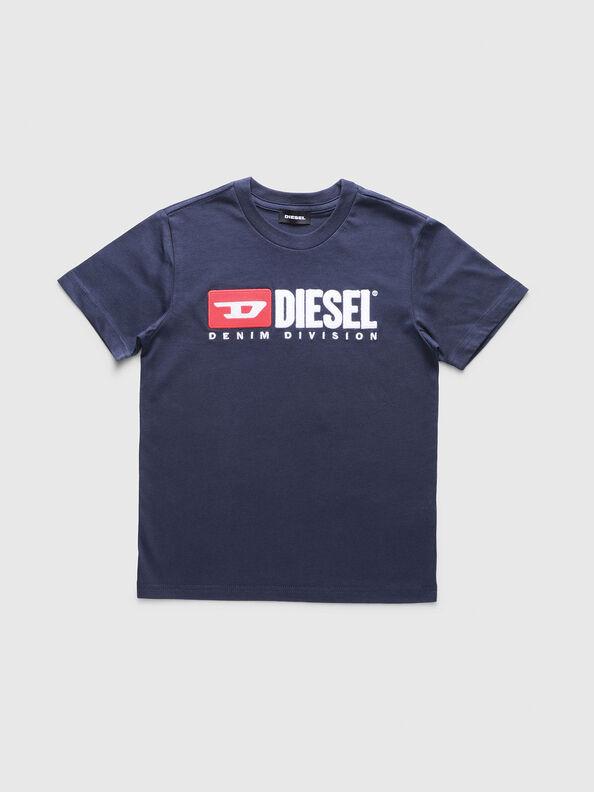 TJUSTDIVISION, Dark Blue - T-shirts and Tops