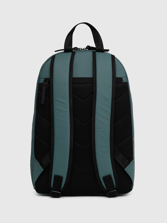 Diesel - F-BOLD BACK, Green/Grey - Backpacks - Image 2