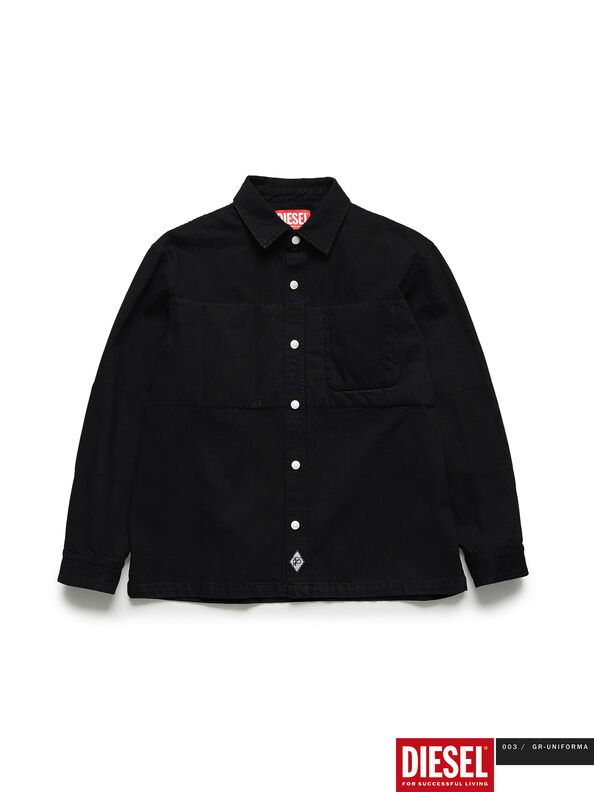 GR02-B301,  - Denim Shirts
