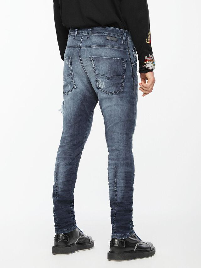 Diesel - Krooley JoggJeans 069CU, Medium blue - Jeans - Image 2