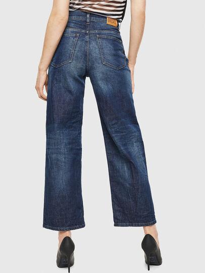 Diesel - Widee 0090W, Dark Blue - Jeans - Image 2