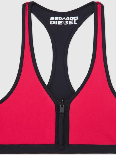 Diesel - BFB-MILADOO, Pink/Black - Bras - Image 3