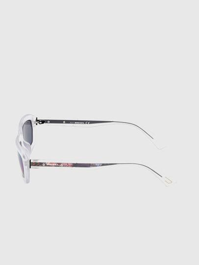 Diesel - DL0347, White - Sunglasses - Image 3