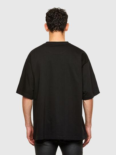 Diesel - T-BALL-A1, Black - T-Shirts - Image 2