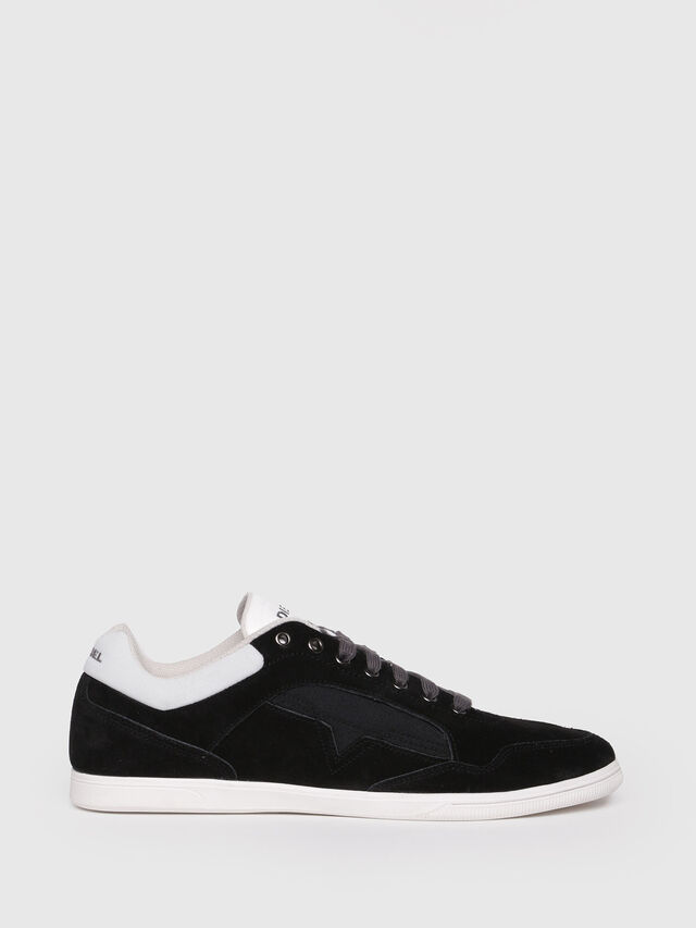Diesel - S-HAPPY LOW, Black - Sneakers - Image 1